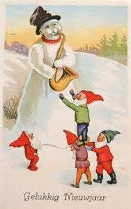 vintage elf postcards - Bing Images