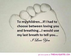To My Children @Maria Canavello Mrasek Matthews @Peyton Vincent Matthews @Julia Matthews