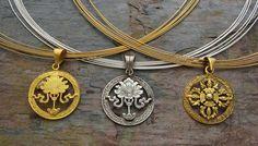Buddhist Jewelry-Necklaces-Pendants-Bracelets-Rings-Shakya Design