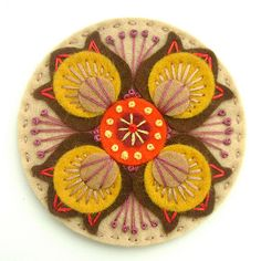 MARRAKESH FELT BROOCH | Jane | Flickr