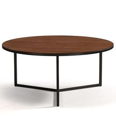 Elements Round Coffee Table | Overstock.com $ 187