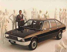 Chrysler - Simca - Talbot Alpine