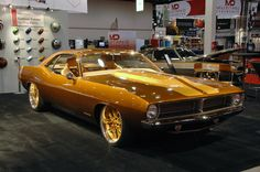 Terracuda by Chip Foose....very few cars have flowing lines like a Foose