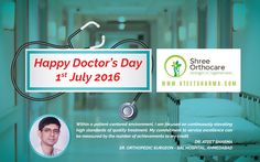 Happy Doctor's Day - 1 July ‪#‎doctorday‬ ‪#‎happydoctorday‬ ‪#‎salhospital‬ ‪#‎plantatree‬ ‪#‎gogreen‬ ‪#‎ahmedabad‬