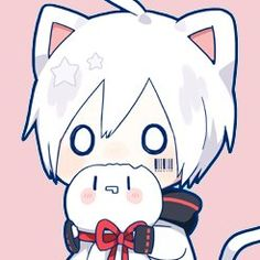 scared Neko boy again Anime Cat Boy, Gato Anime, Neko Boy, Chibi Boy, Cute Anime Chibi, Kawaii Chibi, Cute Anime Boy, Anime Neko, Kawaii Anime Girl