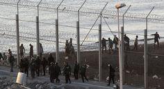 Los inmigrantes acusan a la Guardia Civil de Ceuta de disparar a ...