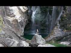 Ticino - Wandern und wilde Wasser im Tessin