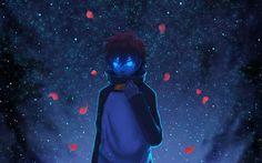 Télécharger fonds d'écran Leonardo Regarder, manga, la nuit, le Sang Blocus Battlefront, Reonarudo Wocchi, Kekkai Sensen