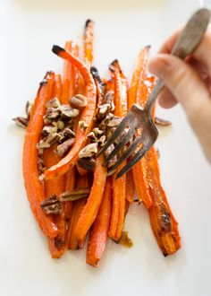 6 Ways to Elevate Roasted Carrots