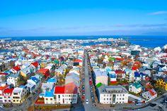 アイスランドの街並み01