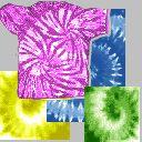 Crafts: Tie Dyeing T-Shirts - Kaboose.com