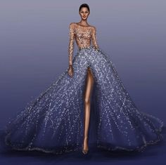 Zuhair Murad official Fall 2015 couture