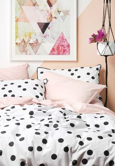 From cool headboards to gallery walls, there are simple ways to make your bedroom look unique and interesting.
