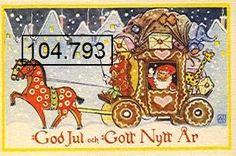 Astrid Österling 1 Scandi Christmas, Door Bells