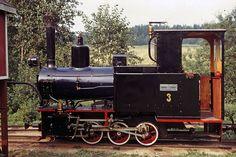 Lahnuksen Rautatie 60cm gauge No. 3 (Orenstein & Koppel 7325/1920)