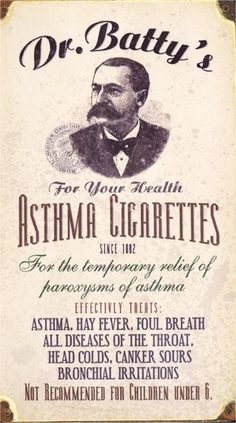 The 13 Craziest Things Ever Used As Medicine (In America) http://bit.ly/HKptm1