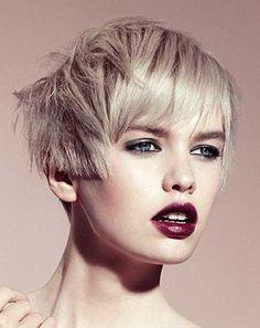 ltimas cortes de pelo corto para las nias en