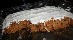 Gluten Free Carrot Cake!