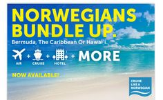 NORWEGIANS GO HAWAIIAN! http://www.jeanninepringle.cruiseshipcenters.ca