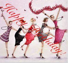 Conga birthday wishes Birthday Card Sayings, Birthday Cards For Women, Happy Birthday Wishes, Birthday Greeting Cards, Birthday Greetings, Birthday Quotes, Funny Happy Birthday Pictures, Birthday Images, Funny Birthday