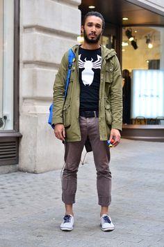 #streetstyle #style #fashion #streetfashion #asos #fashionfinder #manstyle #mensstyle #mensfashion #mensstreetwear #menswear