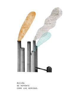 Modo Aleatorio by Teresa Bellon, via Behance
