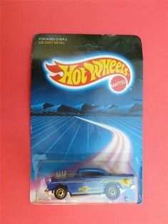 Hot Wheels  '57 CHEVY   MIB