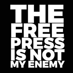It Is when they lie, manipulate the truth and don't report some news at all‼️ They have earned a Zero Creditably Rating. Science March Signs, March For Science, Let That Sink In, Let It Be, 1st Amendment Rights, Freedom Of The Press, Truth To Power, Filthy Rich, Cognitive Dissonance