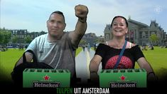 Cycling through the streets of Amsterdam delivering Heinekin Visit Amsterdam, Latest Video, Karaoke, Have Fun, Channel, Videos, Youtube, Cycling, Stage