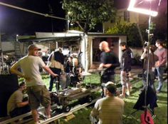 Scene Making -Cinema