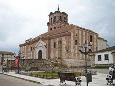 Valladolid Alcazaren iglesia de Santiago