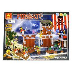 LEGO WANGE PIRATES SERIES KODE : 37042 For price and more info, contact: BBM : 5458B16D Line : lozdiamondblock WA : 087852145222 #wange #legowange #brick #blok #legokw #block #lego #pirates #wangeblock #mainan #hadiahulangtahun #hadiahanak #anakkreatif #boything #edutoys #tower #toyscollector #toyscollection #jualmainan #mainanonline #mainanseru #gameseru #3Dpuzzle #padang #riau #ambon #aceh