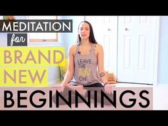 Meditation for New Beginnings - How To Meditate for Beginners - You Have 4 Minutes - BEXLIFE