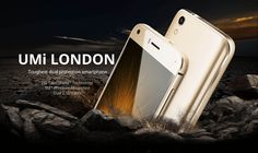Novedad: UMi London, el nuevo smartphone de la marca