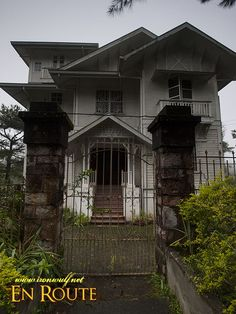 baguio old house