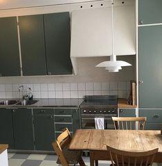 Nordic Design, My Dream Home, Modern Decor, Kitchen Cabinets, Ceiling Lights, Dream Kitchens, Interior Design, Long Island, Architecture