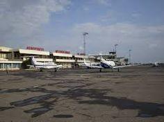 Maputo Airport, Mozambique