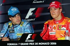 Four years after the 'Rascasse scandal', the British media on Wednesday demanded an apology as Michael Schumacher returned to the fabled Monaco circuit. Monaco Grand Prix, Michael Schumacher, F1 Drivers, Formula One, Monte Carlo, Scandal, Conference, God, Patterns