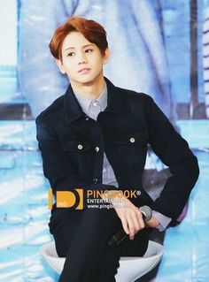 Yoseob - 150307  Fanmeeting in Thailand :: Press Conference