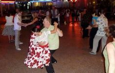 Dancing at the oasid