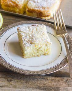 Greek Yogurt Cream Cheese Lemon Coffee Cake Recipe - RecipeChart.com