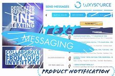Dedicated Business Line Texting! Courtesy Ground Breaking Technology for Members ONLY... Join Us and Effectively Communicate Collaborate and Share your Products with anyone anytime! #sms #messaging #ecommerce #technology #AI #integration #automation #success #businessgoals #share #TB12 www.Luxysource.com