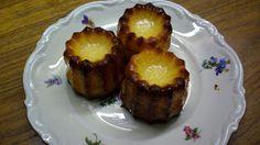 cucina di casa: Caneles bordelais