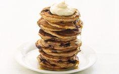 Mustikkaletut Pancakes, Breakfast, Food, Morning Coffee, Essen, Pancake, Meals, Yemek, Eten