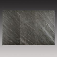 "Found it at Wayfair - 12"" X 24"" Slate Peel & Stick Splitface Tile in Black Line"