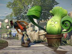 Plants vs zombies garden - Fondos de pantalla