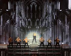 Madonna MDNA tour. Set Designer: Mark Fisher