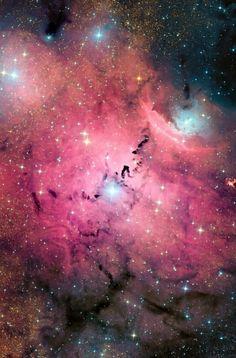 Supernova NGC6559 - Simeis188 #Stars #Dust #Gas