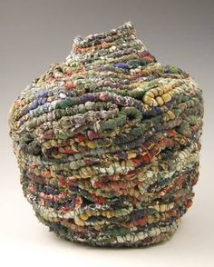 Jackie Abrams baskets - every one of  them inspiring, natural, beautiful, imaginative... Take a walk through her site