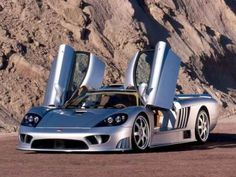 Dream car..Saleen S7